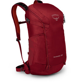 Osprey Skarab 22 Plecak Mężczyźni, mystic red